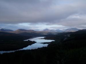 Loch Garry Viewpoint